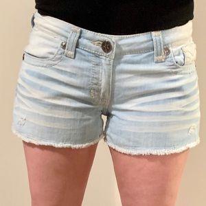 Big Star Shorts - Big Star Liv Denim Shorts